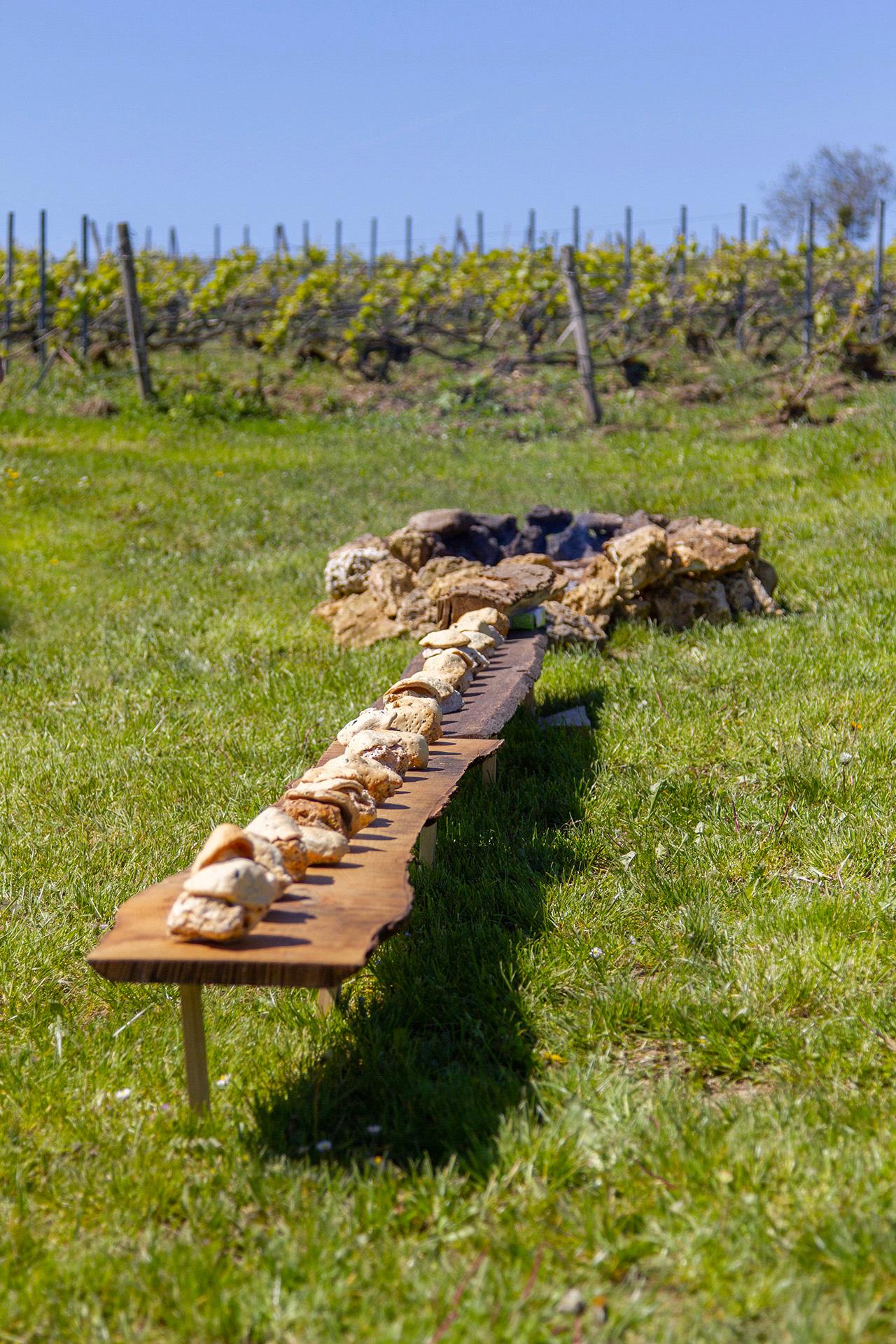 aire_food_banquet_scientifique_terres_commun_bread_cooking_outside